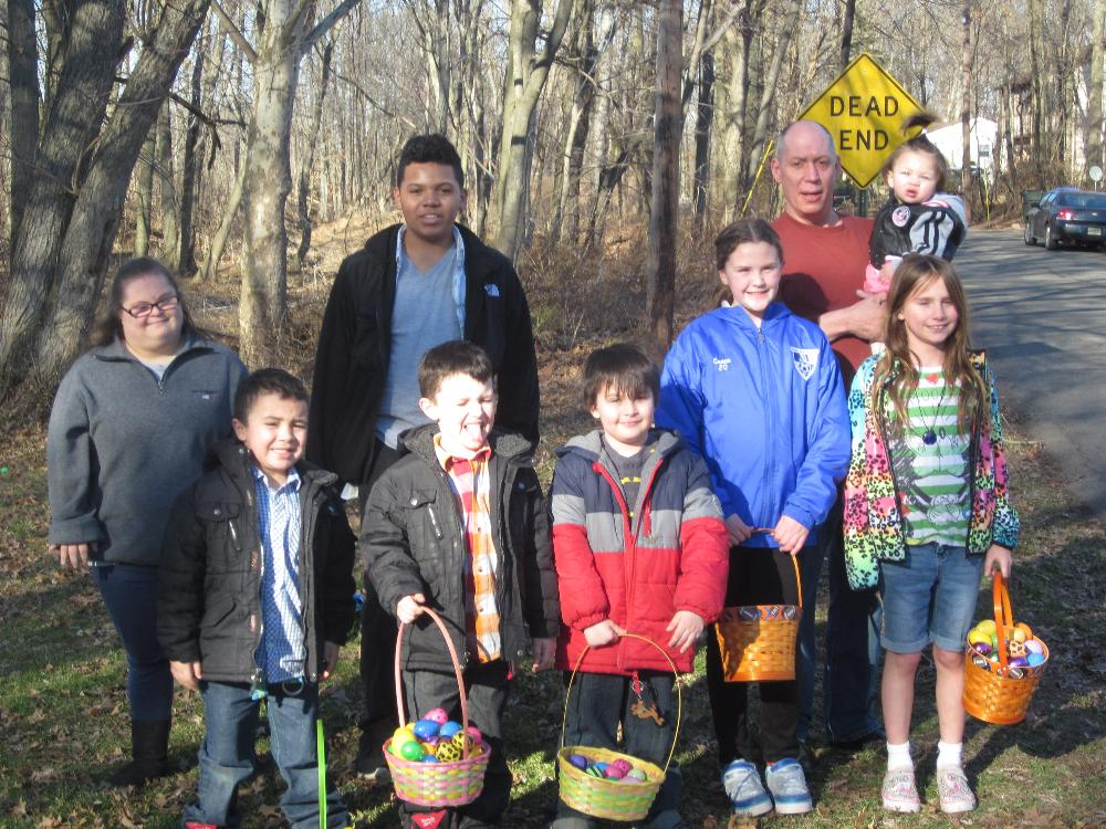 Youth Activities Committee. Easter Egg Hunt 2015